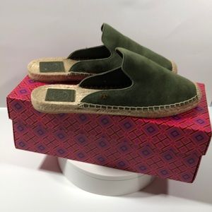 Tory Burch Max Espadrille slide